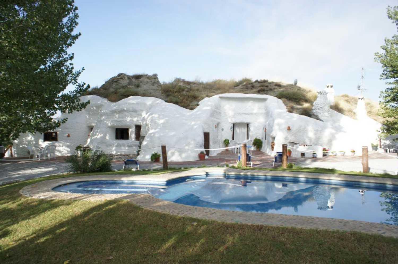 Cuevas el Guindas, Andalucía, Spanien
