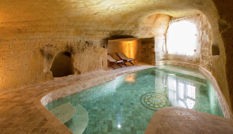Kayakapi Premium Caves Cappadocia, Göreme, Turkiet