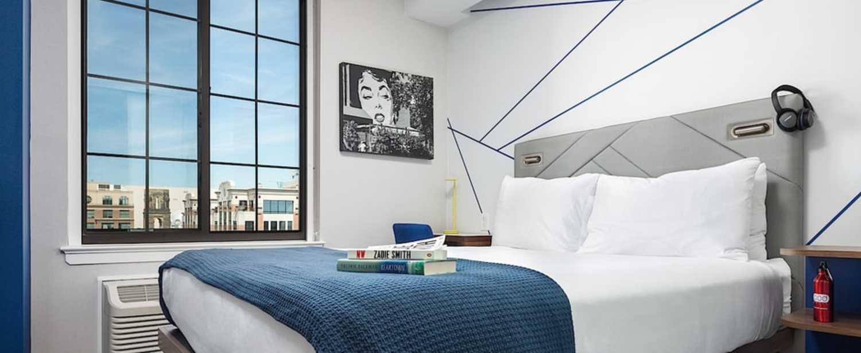 The Pod Hotels, New York och Washington DC, USA