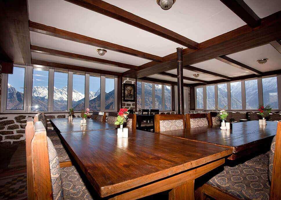 Yeti Mountain Home Kongde