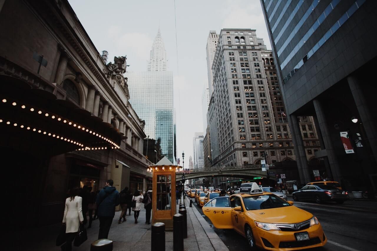 New York-stämning