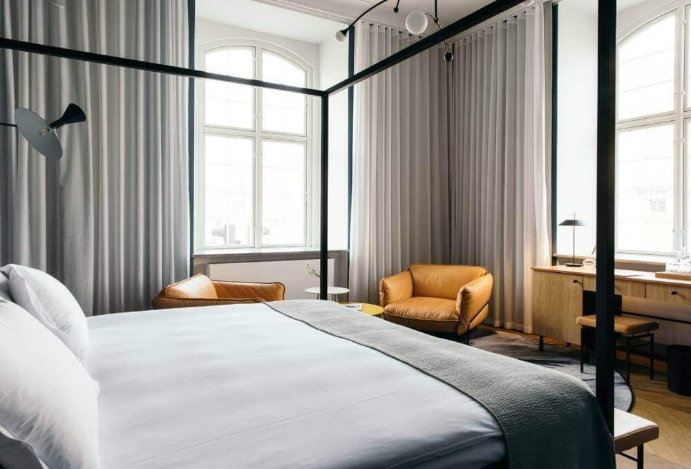 billiga lägenhetshotell köpenhamn