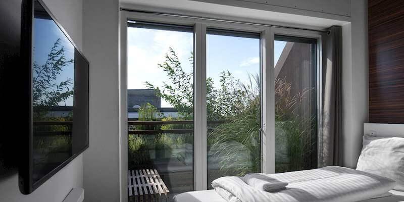 Steel House Copenhagen Luxury Hostel