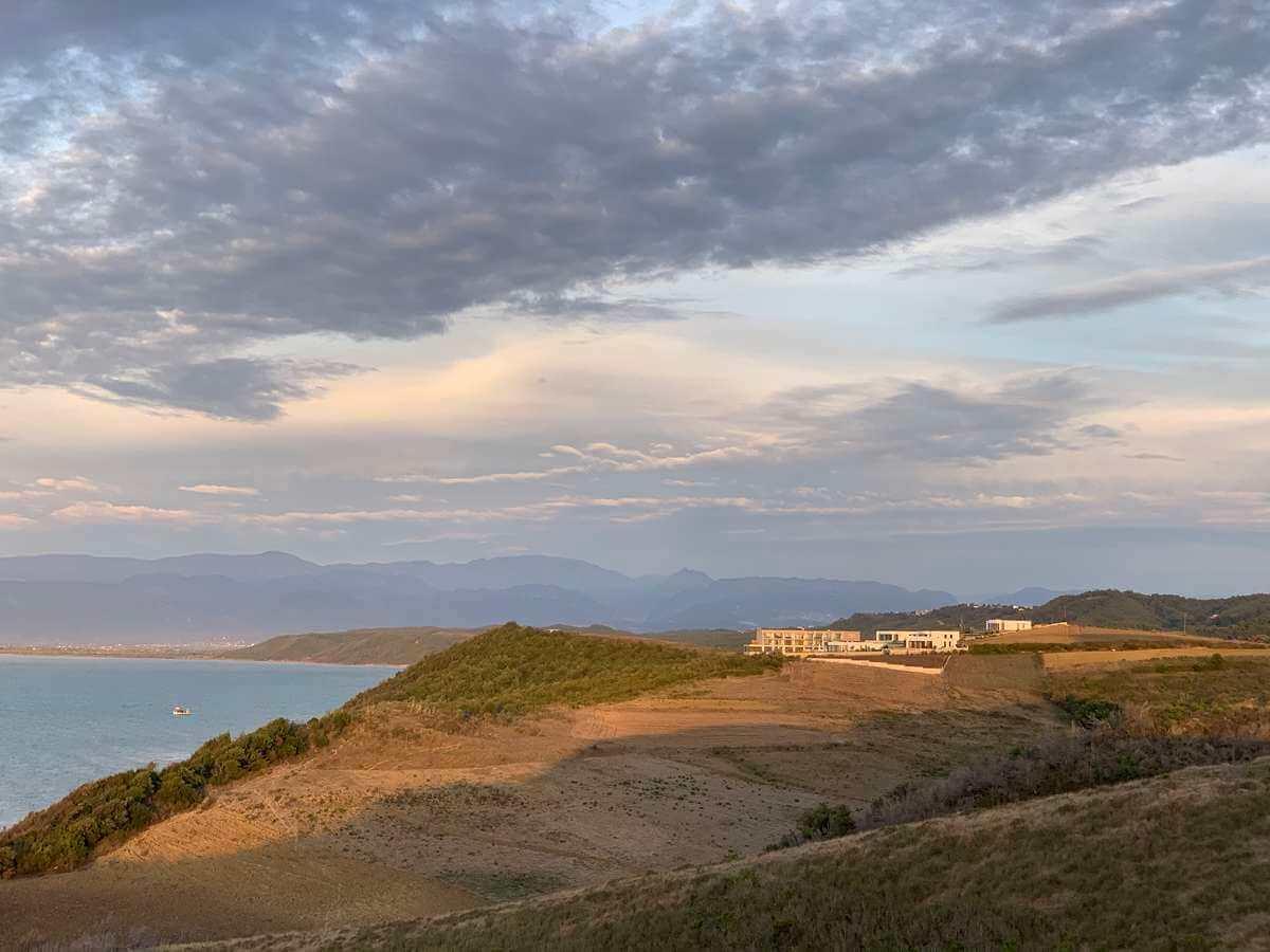 Privé - lyxigt boende på Cape of Rodon i Albanien