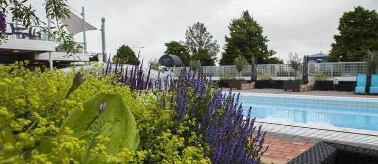 Hotell Arkipelag pool